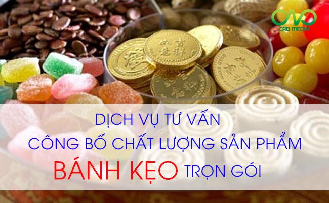 Công bố chất lượng kẹo sâm Hàn Quốc